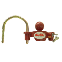 ALKO Coupling - Plunger Style - Security Lock