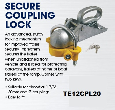 Cm Coupling Lock Cm Trailer Safety Amp Security