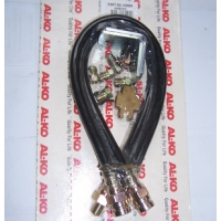 AL-KO Hydraulic Brake Hose Kit - Disc Brake