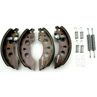 ALKO Euro Brake Shoe - 2051 AAA - Brake Shoe Axle Kit