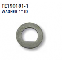 "UFP Stub Axle Washer - 1"" Flat D"
