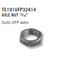 UFP Axle Nuts 13/16in UNF