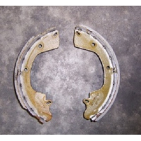 AL-KO Drum Brake - Mechanical Brake Shoe - 9in