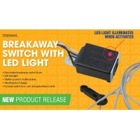 CM Breakaway Switch and Cable  LED Light