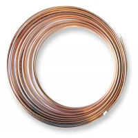 Trojan Hydraulic Brake Fitting - Bundy Tube 3/16 Copper