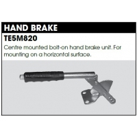 CM Park Brake Handle - Centre Mount  Horizontal