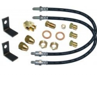 CM Hydraulic Brake Hose Kit - Disc Brake - Tandem Axle