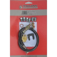 "Trojan Hose Kit  9"" Drum Brake"
