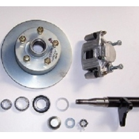 AL-KO Hyd Disc Brake Axle Kit 1500kg
