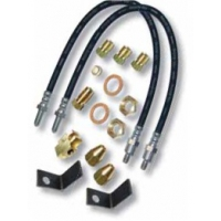CM Hydraulic Brake Hose Kit - Hoses & Fittings