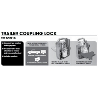 CM Coupling Lock - 2 Position