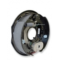 Trojan 10in Electric Drum Brake - Backplate Only