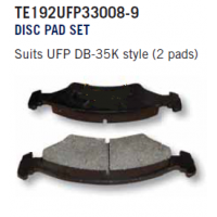 Brake Pad Set UFP DB-35
