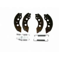 ALKO Brake Drum - 2361 Euro Brake Shoe Axle Kit