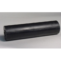 230mm L Marin X Side Roller Black Nylon