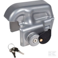 ALKO Euro Coupling AKS3004 - Anti theft Security Lock