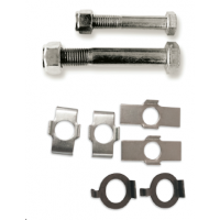 Trojan Spring Shackle Bolts Nuts