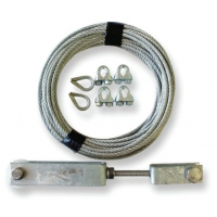 Trojan Mechanical Brake - Cable Kit