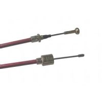 ALKO Euro Brake Cable - Mushroom End