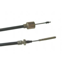 Brake Cable - Euro - 10mm Threaded End