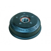 BPW Brake Drum 5 Stud 200x50 - 72mm Bearing