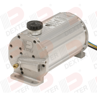 Dexter Electric/Hydraulic Brake Actuator - 1600 PSI - K71-651-00