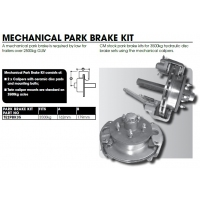 DeeMaxx Hyd Caliper - Park Brake Kit Add on