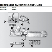 CM Override Coupling - Body Parts