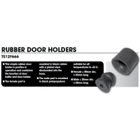 CM Door Holder - Rubber