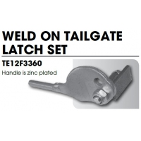CM Tailgate - Weld on Latch Set