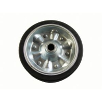 AL-KO Jockey Wheel - European - Steel Wheel - 200mm