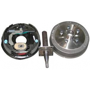 Trailer Drum Brakes - Electric