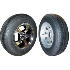Trailer Wheels & Tyres