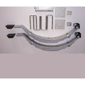 Trailer Springs & Parts