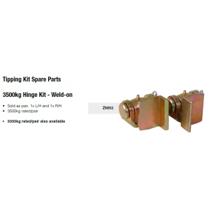 Tipping Trailer Parts