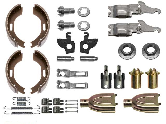 bpw brake shoe axle repair kit 200x50 bpw uk caravan. Black Bedroom Furniture Sets. Home Design Ideas