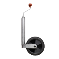 AL-KO Jockey Wheel - European - 240mm Plastic Wheel