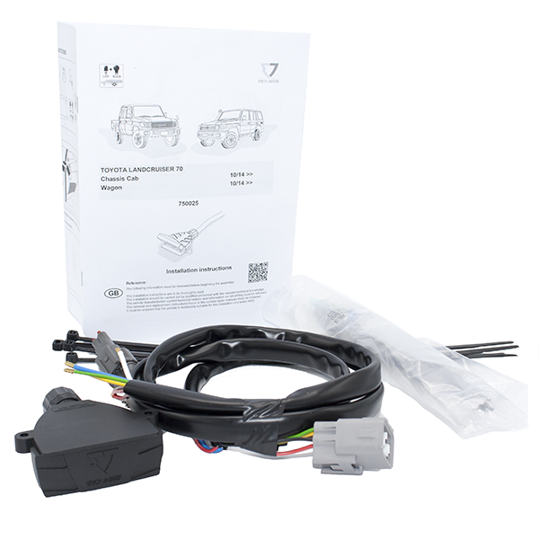Trailer Wiring Harness Kit Nz