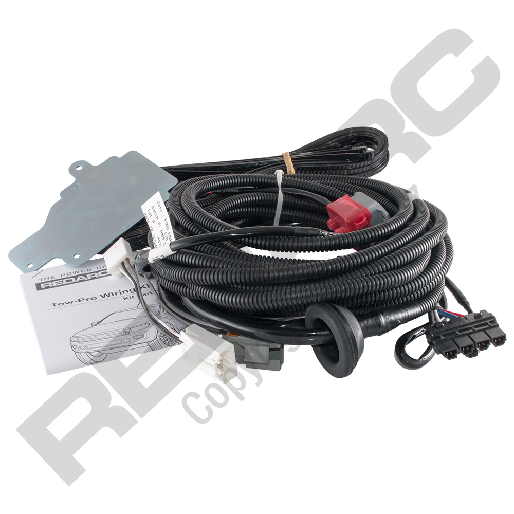 Fabulous Redarc Tow Pro Wiring Kit Ford Ranger Everest Alko Iq7 Wiring Digital Resources Indicompassionincorg