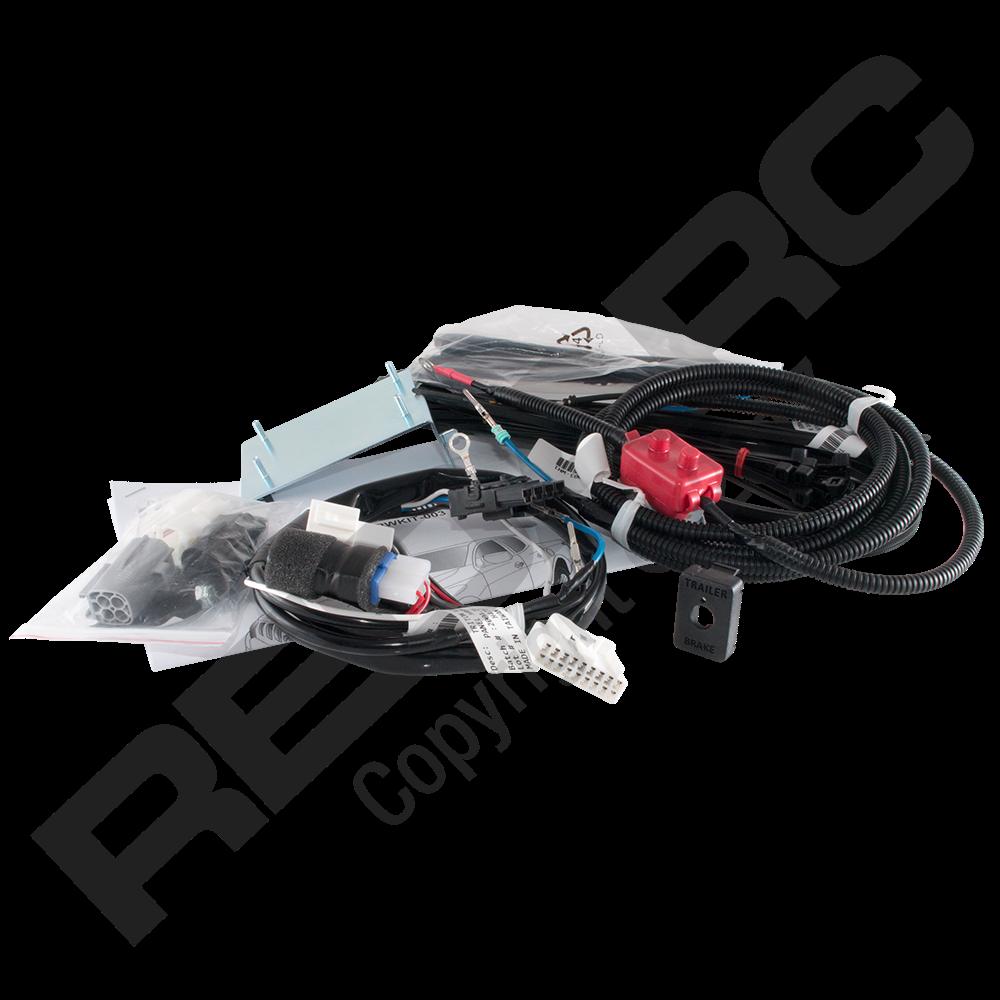 Enjoyable Redarc Tow Pro Wiring Kit Mitsubishi Triton Alko Iq7 Sensabrake Wiring 101 Capemaxxcnl
