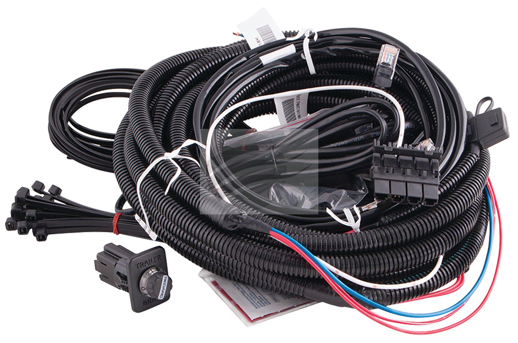 Redarc Tow-Pro - Wiring Kit - Universal- Redarc Elect ...