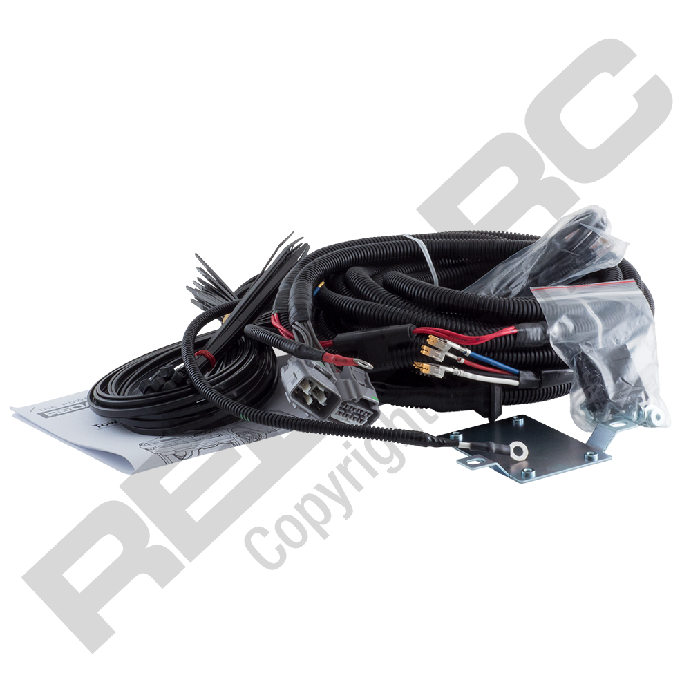 Redarc Tow-Pro - Wiring Kit - Isuzu D-Max & Mu-X- ALKO iQ7 ...