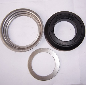 Wheel Bearing Hub Seal - 1500kg - 3 Lip Marine Seal