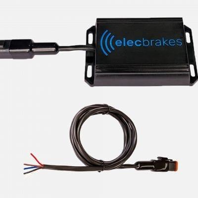 Electric Brake Controller >> Elecbrake Wifi Electric Brake Controller Trailer Mounted Elbc2000 Ps