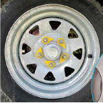 Trailer Wheel Nut - Loose Nut Indicators_2