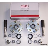 AL-KO Hub Stub & Bearing Axle Kit - 1750kg SL - 45mm Dia Axle