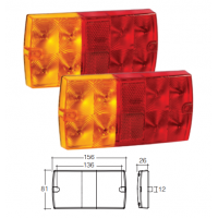 Narva Model 36 LED Tail Lamp - Each