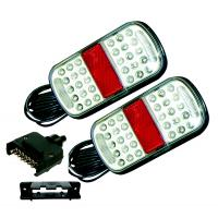 CM LED Tail Lamp Kit - Combo BL370 MV