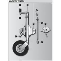 CM Jockey Wheel - Spare Parts 4 to 12 - Upper Section
