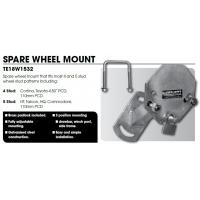 CM Spare Wheel Mount - Exterior